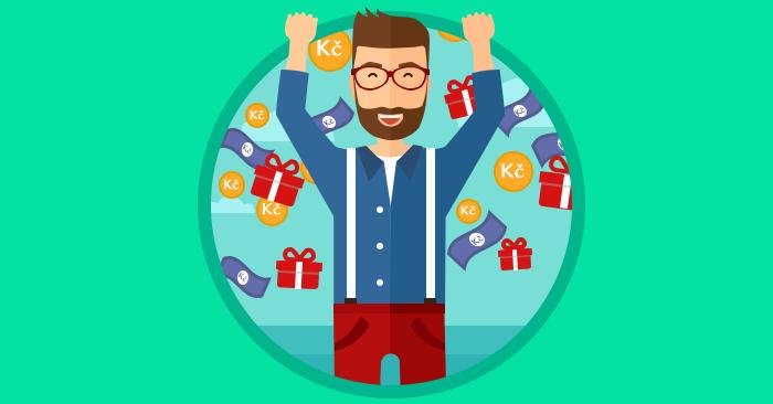 bonusový systém ve Flox 3, dárek za objednávku, jak si udržet zákazníky e-shopu