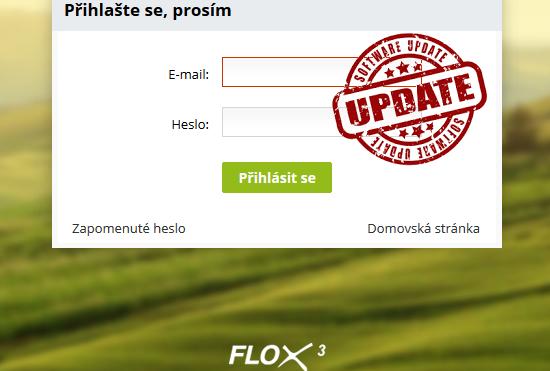 update nových funkcí ve flox 3
