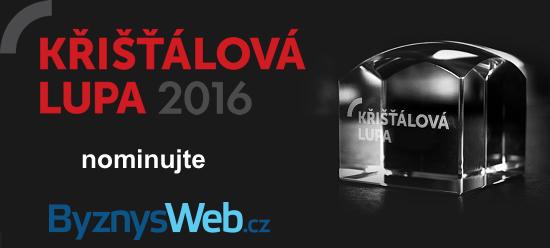 nominace na Křišťálvou lupu 2016