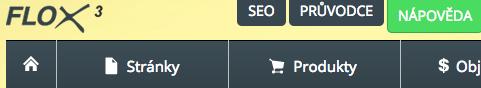 návody pro práci s e-shopem a webovou stránkou od byznyswebu
